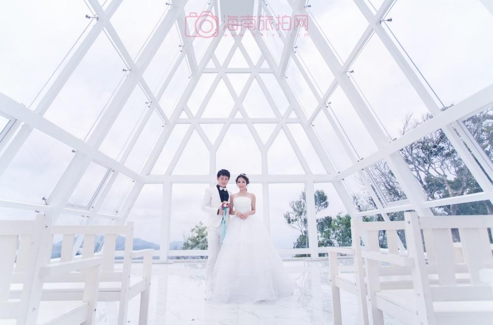 三亚婚纱摄影工作室